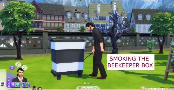 Functional Beekeeper Box by icemunmun at Mod The Sims image 71131 670x348 Sims 4 Updates