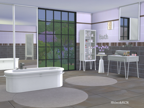 Bathroom Baker by ShinoKCR at TSR image 712 Sims 4 Updates