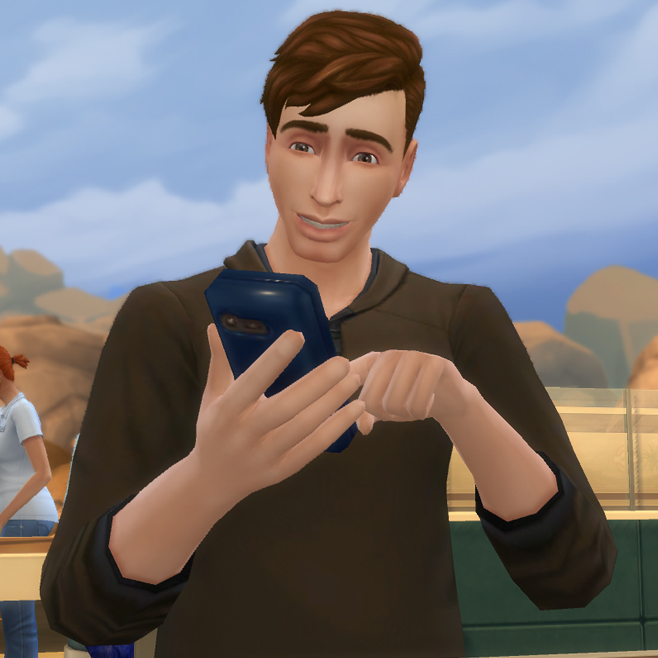 Thomas Sanders by harlequin eyes at Mod The Sims image 715 Sims 4 Updates