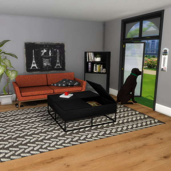 Sims 4 Polo set at Leo Sims