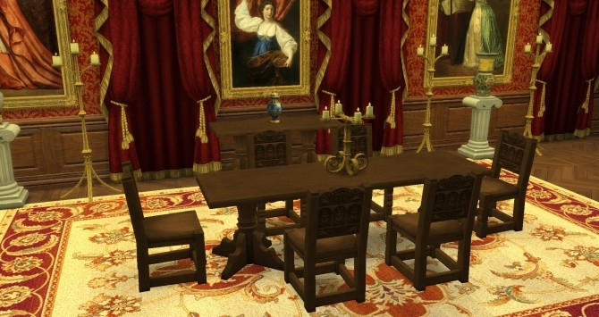Medieval Set from TS2 by TheJim07 at Mod The Sims image 7310 670x355 Sims 4 Updates