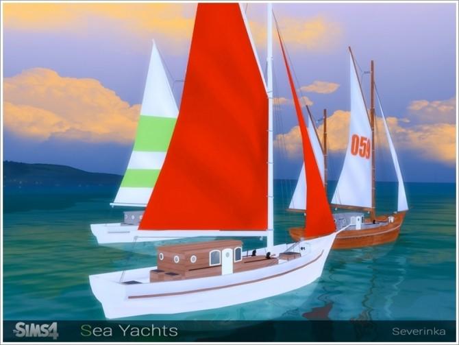 Sea Yachts by Severinka at TSR image 7315 670x503 Sims 4 Updates