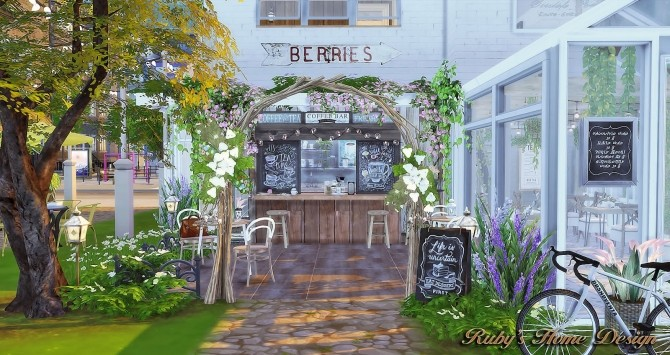 Waterside Street by Ruby Red at Ruby's Home Design image 7319 670x355 Sims 4 Updates