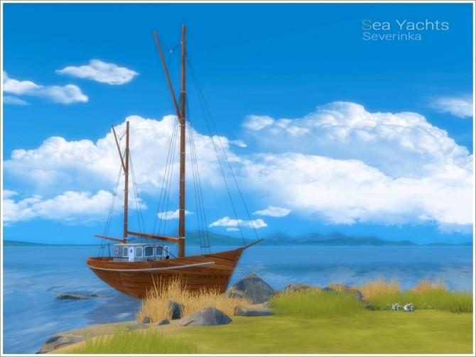 Sea Yachts by Severinka at TSR image 7414 670x503 Sims 4 Updates