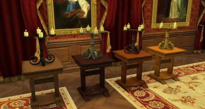 Medieval Set from TS2 by TheJim07 at Mod The Sims image 7510 670x355 Sims 4 Updates