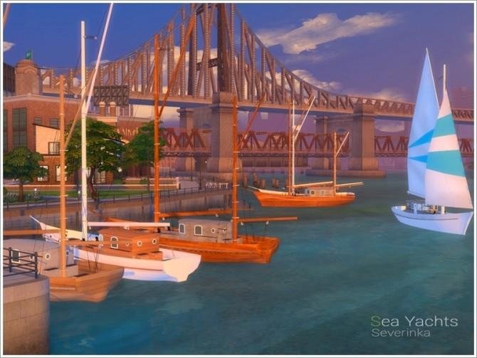 Sea Yachts by Severinka at TSR image 7515 670x503 Sims 4 Updates