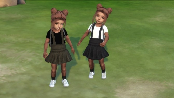 FEMALE TWIN TODDLERS  + THEIR BEDROOM at PortugueseSimmer image 760 670x377 Sims 4 Updates