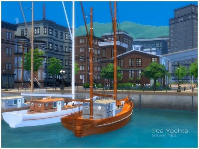 Sea Yachts by Severinka at TSR image 7615 670x503 Sims 4 Updates
