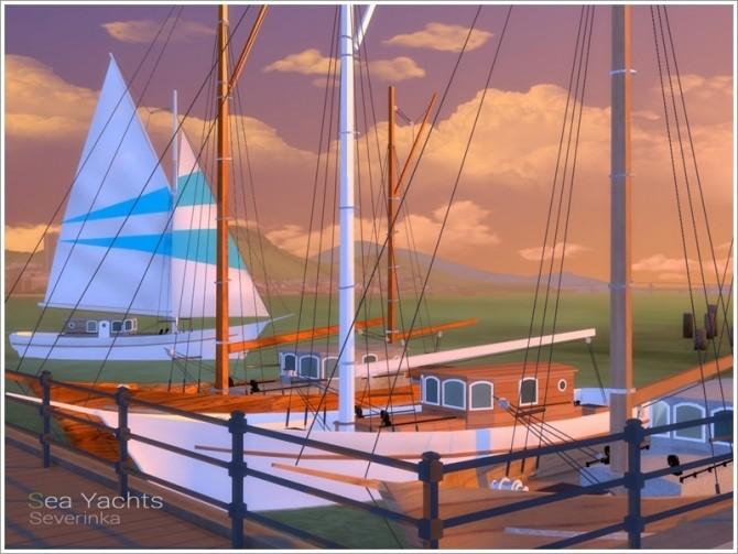 Sea Yachts by Severinka at TSR image 7715 670x503 Sims 4 Updates