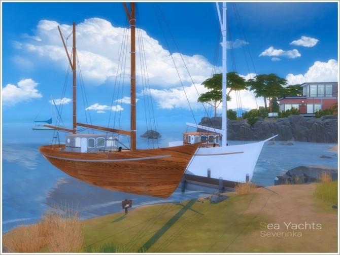 Sea Yachts by Severinka at TSR image 7814 670x503 Sims 4 Updates