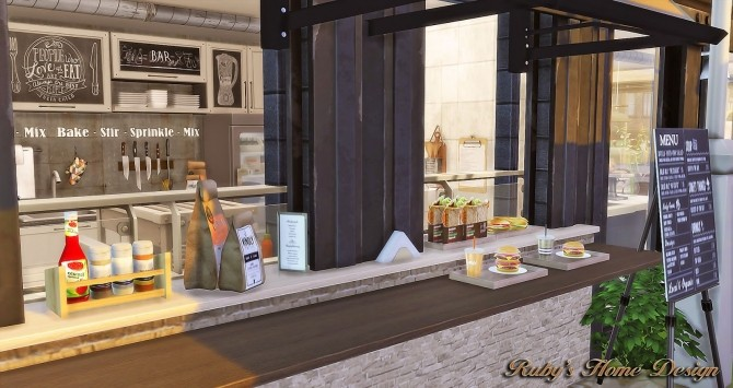 Waterside Street by Ruby Red at Ruby's Home Design image 7818 670x355 Sims 4 Updates