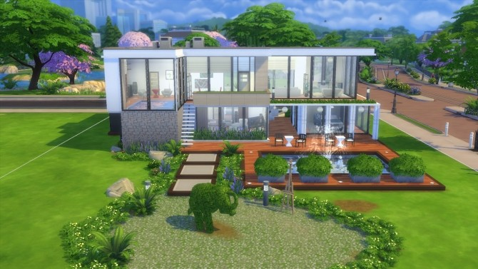 Monte El Legant (No CC) by Kompaktive at Mod The Sims image 797 670x377 Sims 4 Updates