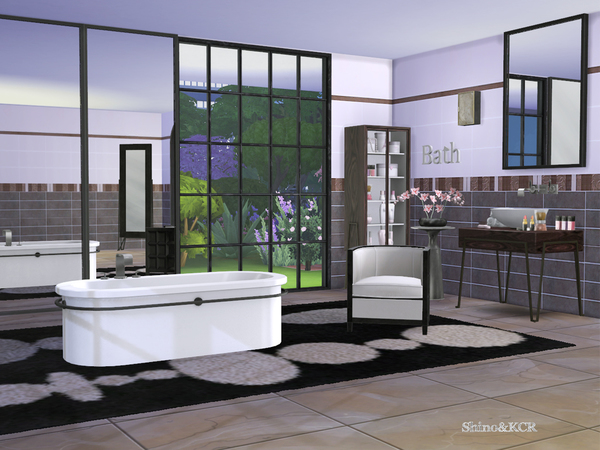 Bathroom Baker by ShinoKCR at TSR image 812 Sims 4 Updates