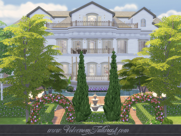 Halmstad Mansion by Volvenom at TSR image 820 Sims 4 Updates
