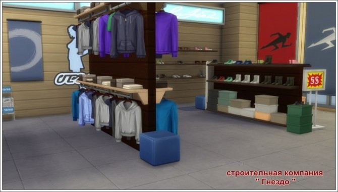 Sports Shop at Sims by Mulena image 8210 670x380 Sims 4 Updates