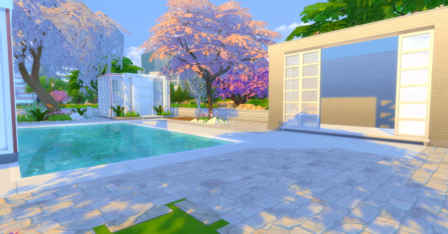 Modern house 4 Irmãs Imortais at Mony Sims image 8511 Sims 4 Updates