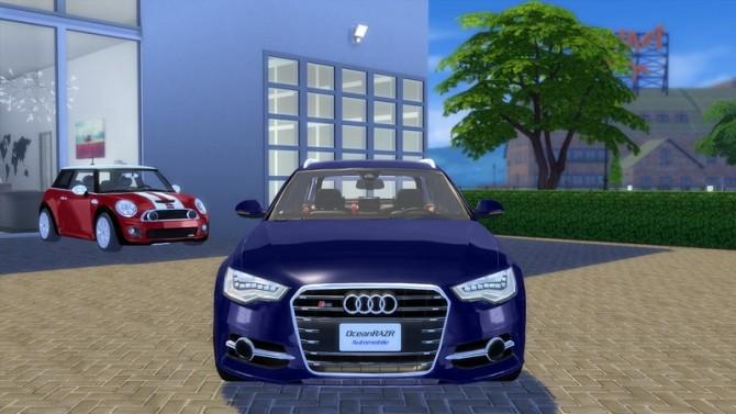 Audi S6 Avant 2012 at OceanRAZR image 854 670x377 Sims 4 Updates
