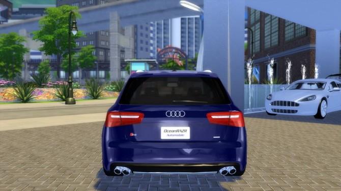 Audi S6 Avant 2012 at OceanRAZR image 864 670x377 Sims 4 Updates