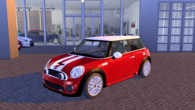 mini john cooper works 2010 at oceanrazr sims 4 updates. Black Bedroom Furniture Sets. Home Design Ideas
