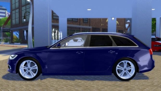 Audi S6 Avant 2012 at OceanRAZR image 874 670x377 Sims 4 Updates