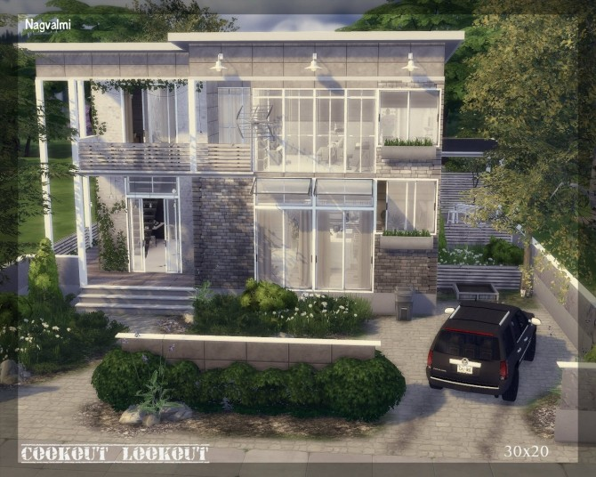 Cookout Lookout at Nagvalmi image 8914 670x536 Sims 4 Updates