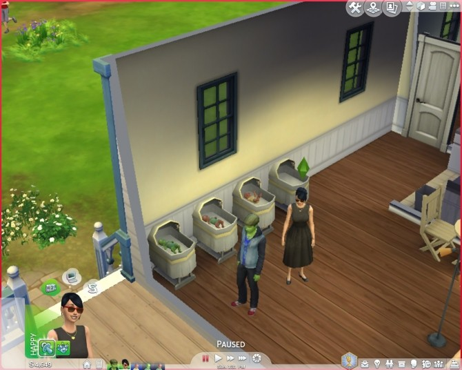 Trait/Custom Life State Inheritance & Club Filters by KlingonDragon at Mod The Sims image 9010 670x536 Sims 4 Updates
