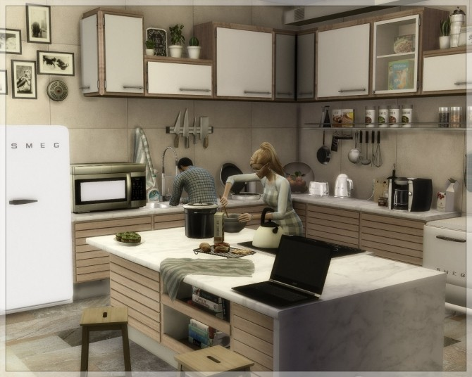 Sims 4 Cookout Lookout at Nagvalmi