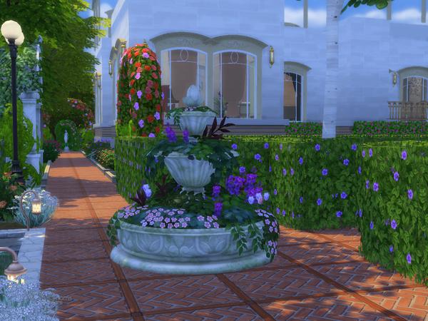 Halmstad Mansion by Volvenom at TSR image 920 Sims 4 Updates