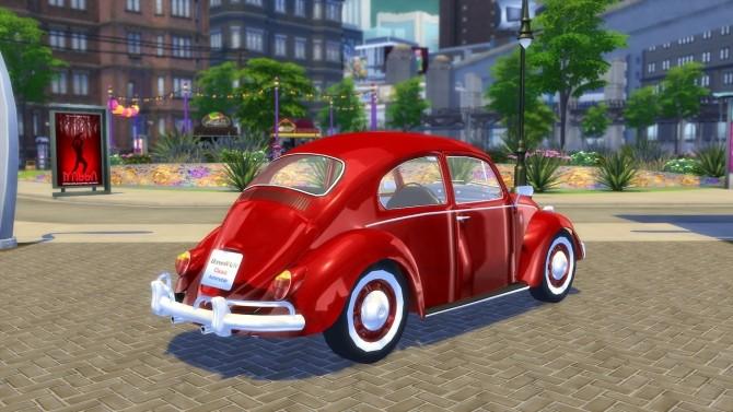 Volkswagen Käfer/Beetle 1200 1962 at OceanRAZR image 921 670x377 Sims 4 Updates