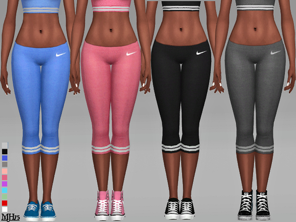 Sports Pro Bottoms by Margeh 75 at TSR image 930 Sims 4 Updates