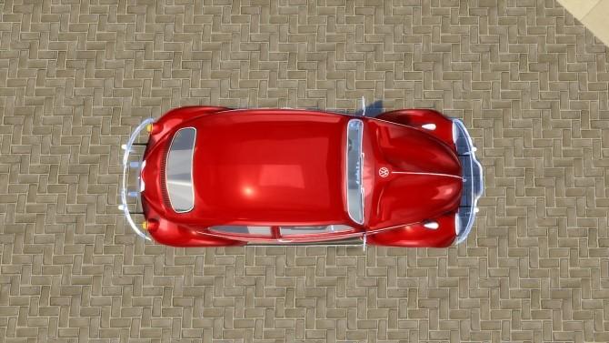 Volkswagen Käfer/Beetle 1200 1962 at OceanRAZR image 931 670x377 Sims 4 Updates