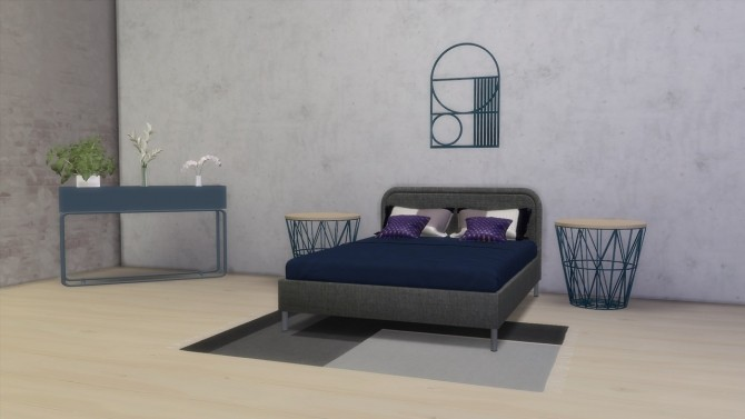 Ferm Living Bedroom Collection (Pay) at Meinkatz Creations image 953 670x377 Sims 4 Updates