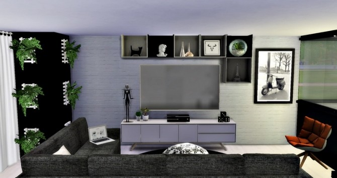 Sims 4 Tumblr Boy´s Home at Lilly Sims