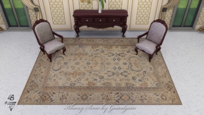 BOUDOIR rugs by Guardgian at Khany Sims image 982 670x377 Sims 4 Updates