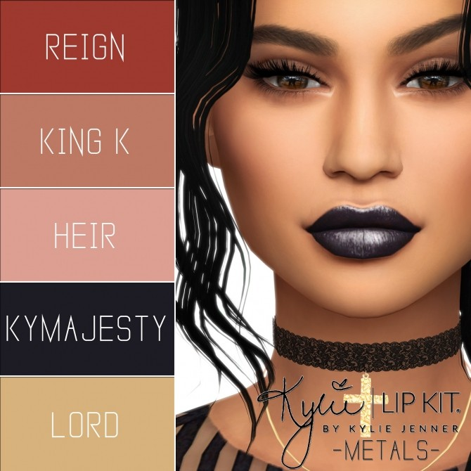 LIp Kit Ultimate Collection at Simpliciaty image 986 670x670 Sims 4 Updates