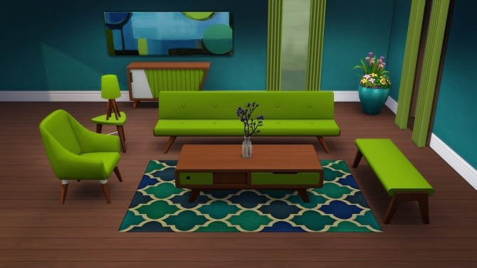 Bowling Night Stuff recolors at Deeliteful Simmer image 989 670x377 Sims 4 Updates