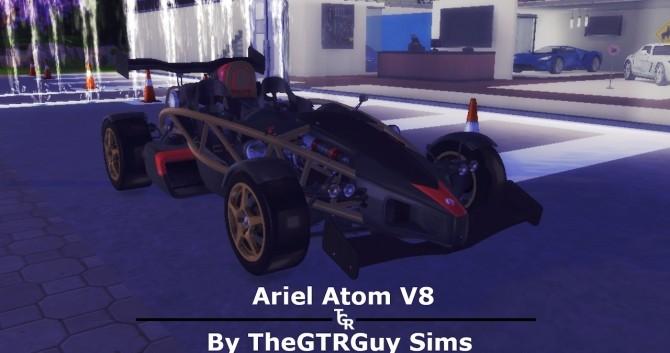 Ariel Atom V8 at TheGTRGuySims image 996 670x353 Sims 4 Updates