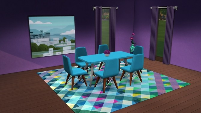 Bowling Night Stuff recolors at Deeliteful Simmer image 999 670x377 Sims 4 Updates