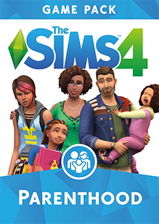 The Sims 4 Expansion & Stuff Packs list image Sims 4 Parenhood small Sims 4 Updates