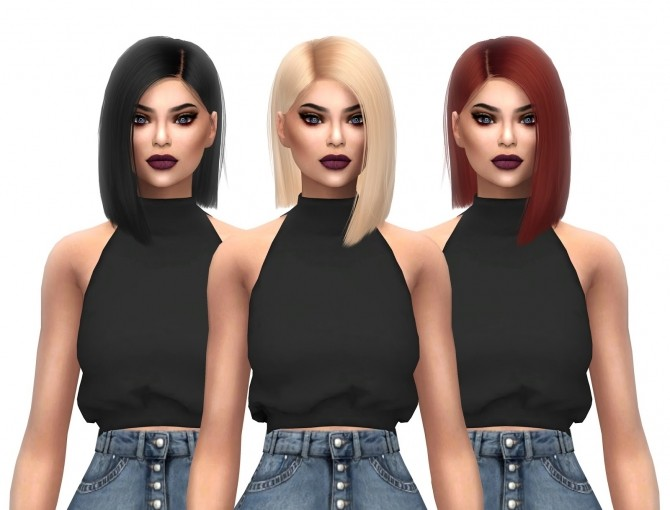 Simpliciaty Lynn Hair Naturals at Kenzar Sims image 10015 670x510 Sims 4 Updates