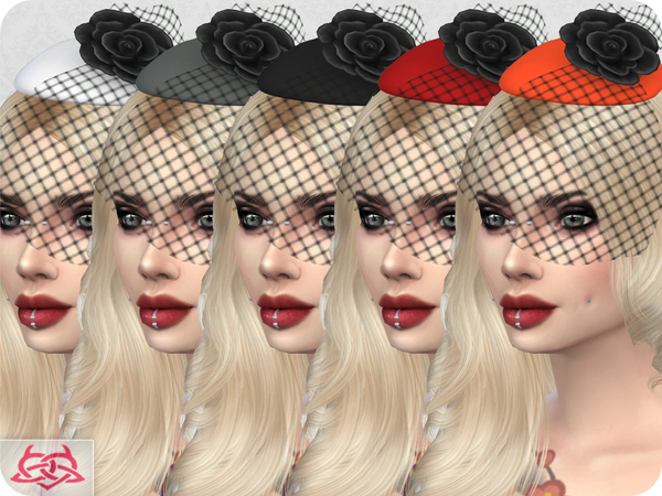 Set Headdress & Belt by Colores Urbanos at TSR image 1029 Sims 4 Updates