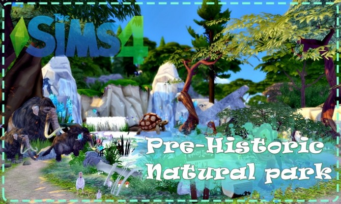 Pre Historic Natural Park at Lily Sims image 1036 670x402 Sims 4 Updates