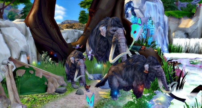 Pre Historic Natural Park at Lily Sims image 1045 670x360 Sims 4 Updates