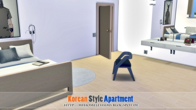 Korean Style Apartment at Homeless Sims image 1053 670x376 Sims 4 Updates