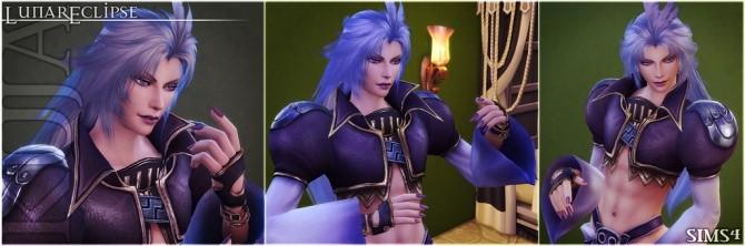 Full Sim Final Fantasy IX Kuja at Lunar Eclipse image 1058 670x222 Sims 4 Updates