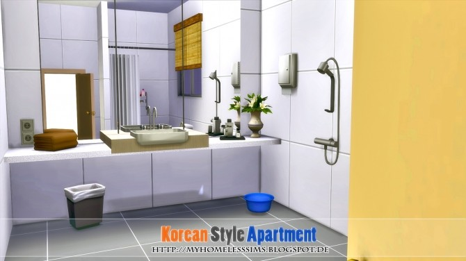 Korean Style Apartment at Homeless Sims image 1063 670x376 Sims 4 Updates