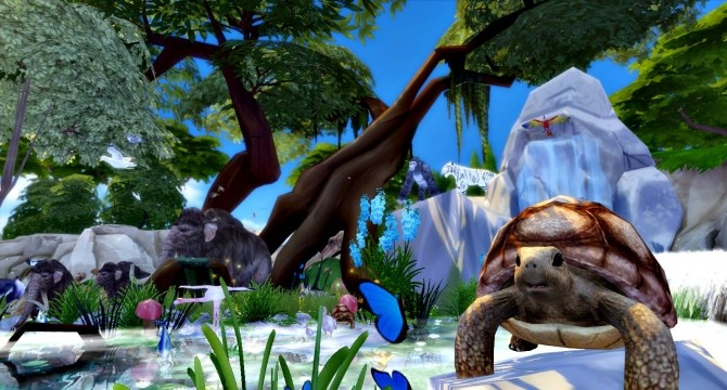 Pre Historic Natural Park at Lily Sims image 1066 670x360 Sims 4 Updates
