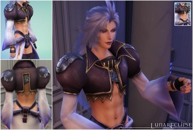 Full Sim Final Fantasy IX Kuja at Lunar Eclipse image 1079 670x453 Sims 4 Updates