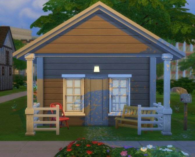 Sims 4 The Underground Start Up by ElaineMc at Mod The Sims
