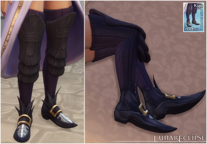 Full Sim Final Fantasy IX Kuja at Lunar Eclipse image 1098 670x467 Sims 4 Updates